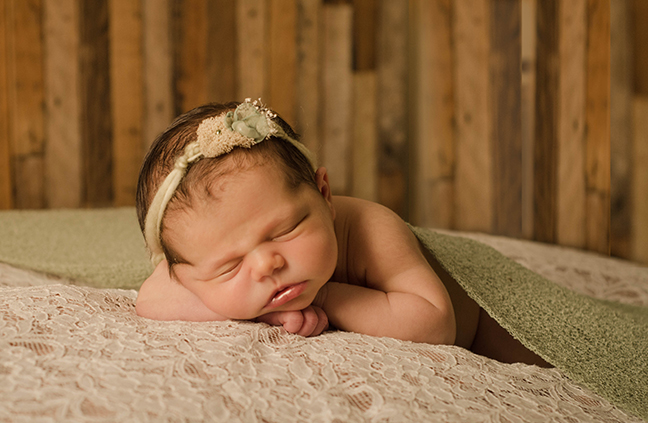 Organic, natural, vintage-inspired newborn photography near Pittsburgh PA. Creatively capturing newborns in the first 2 weeks of life. Posed Newborns.