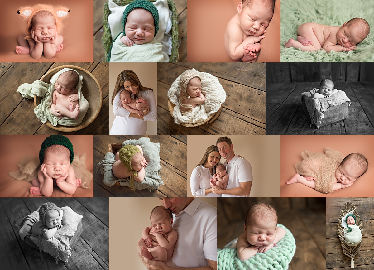 Newborns Photographer South Hills Pittsburgh PA. Baby photographer Jules Bradley is Pittsburgh